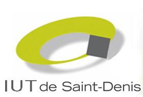 IUT Saint Denis Logo