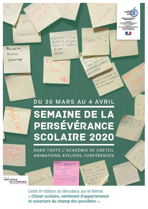 affiche de la SPS 2020